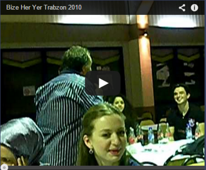 Bize Her Yer Trabzon Gecesi Oberhausen