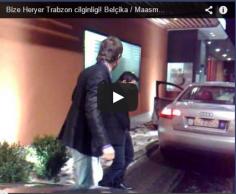 Bize Heryer Trabzon cilginligi! Belçika / Maasmechelen @ Mc Donalds