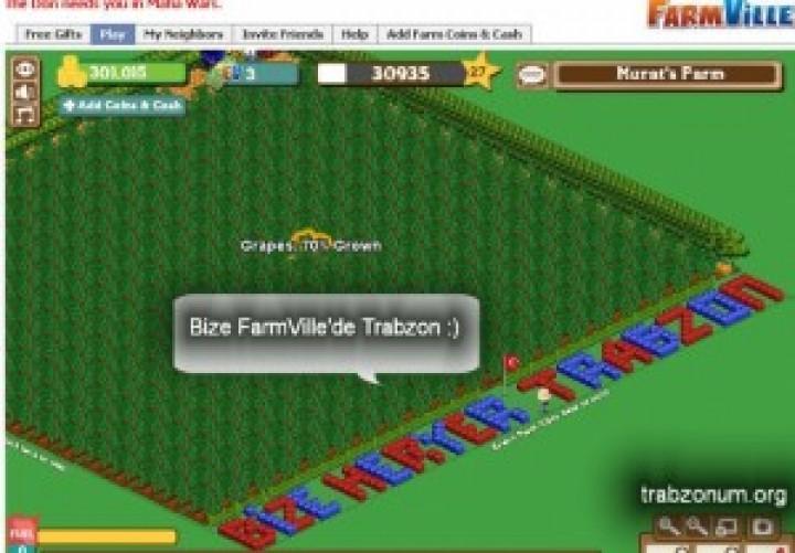Farmvillada Trabzonlu