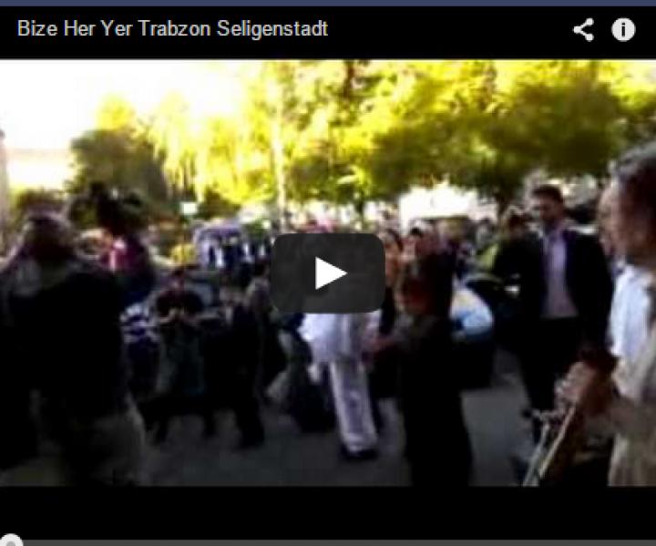 Bize Her Yer Trabzon Frankfurt Seligenstadt