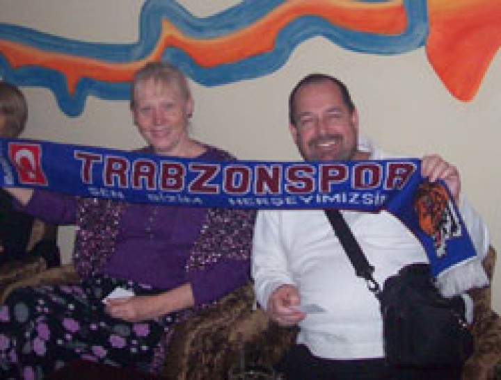 İngilizlere de Her Yer Trabzon