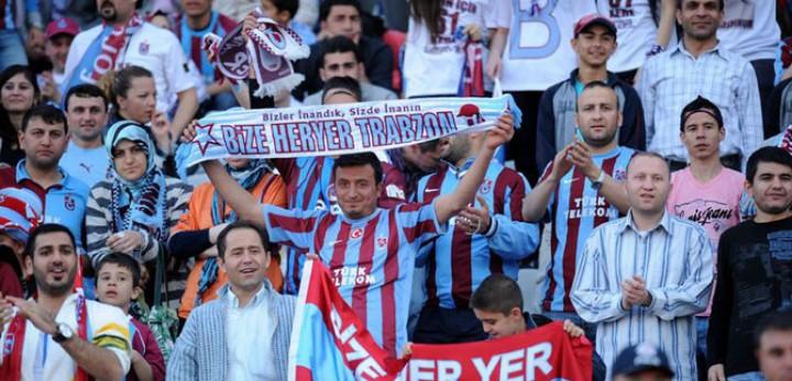 Izmirde Bize Heryer Trabzon Dedi