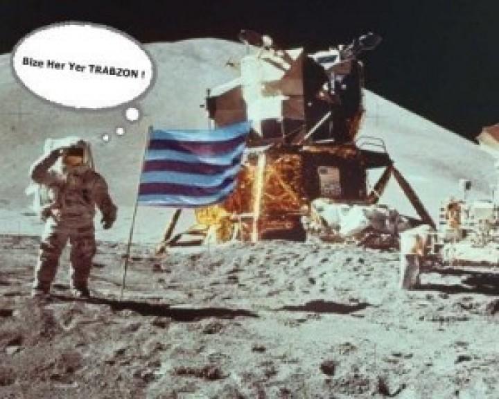 Bize Uzaydada Her Yer Trabzon