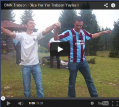BMN Trabzon | Bize Her Yer Trabzon Yaylası!